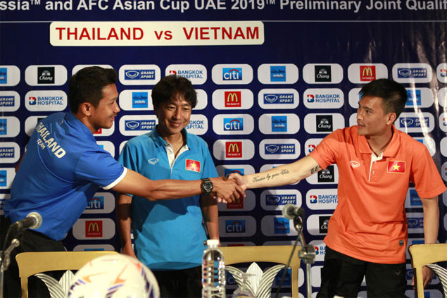 Thailand kick off World Cup campaign