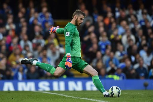 Van Gaal expects De Gea to stay at United