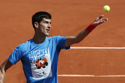 Paris misery spurs on birthday boy Djokovic