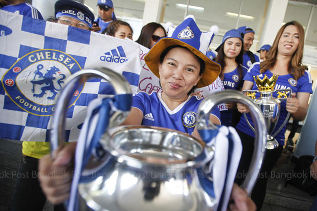 Chelsea to give their all against Thai team