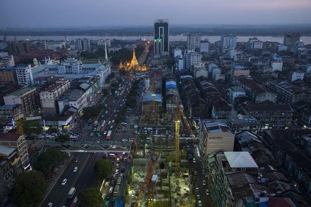 Profits from drug trade help fuel Myanmar's boom