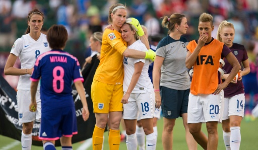 England, Germany wipe away tears, play for pride and third place