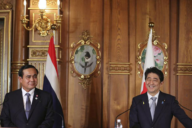 Japan backs Dawei, Thai high-speed train