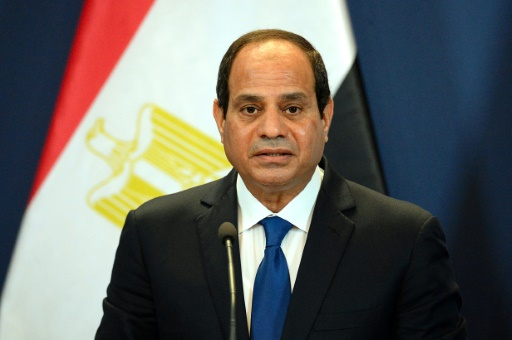 Egypt's Sisi rallies troops in Sinai after IS attacks