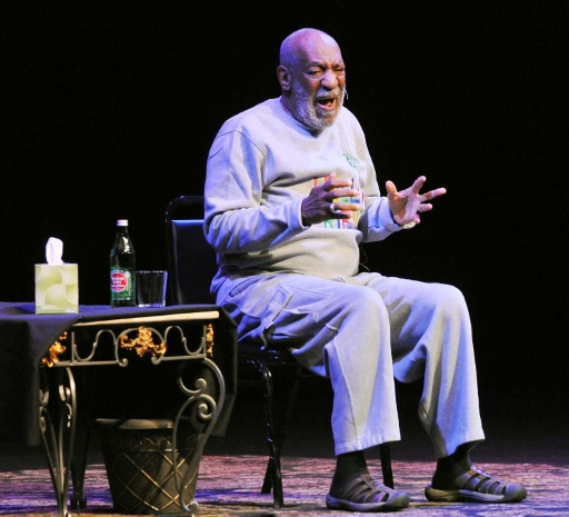 Cosby admits drugging woman for sex