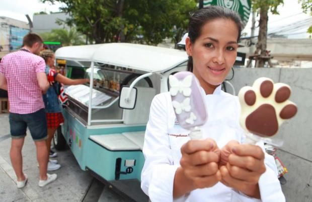 *Business $tudies Ice Cream $urvey?