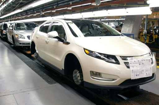 GM to invest $5bn on new Chevrolet for emerging markets