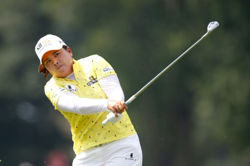 Park not feeling pressure on eve of British Open