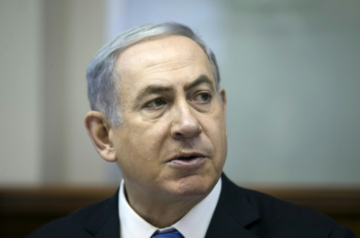 Netanyahu in rare call to Abbas after toddler murder: office
