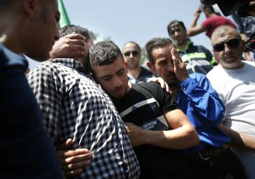 US slams 'vicious terrorist attack' that killed Palestinian baby