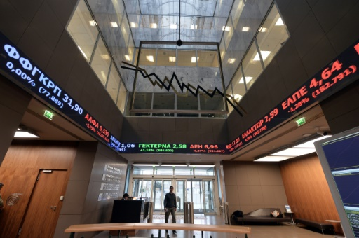 Athens stock market to reopen Monday: finance ministry source