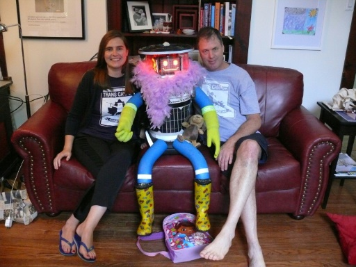 The demise of hitchBOT: 'Bad things happen to good robots'