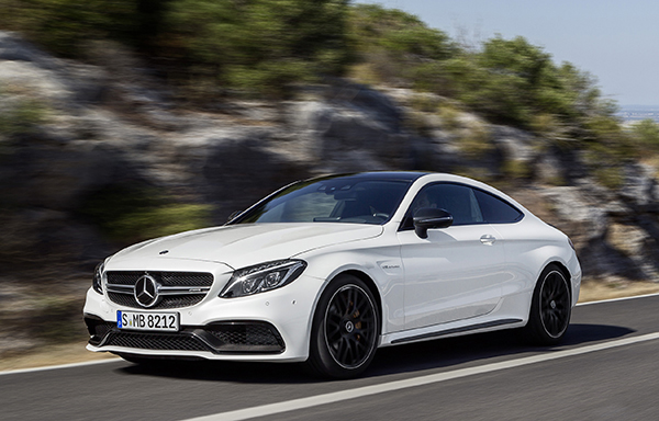2016 Mercedes Benz C63 AMG Coupe Announced