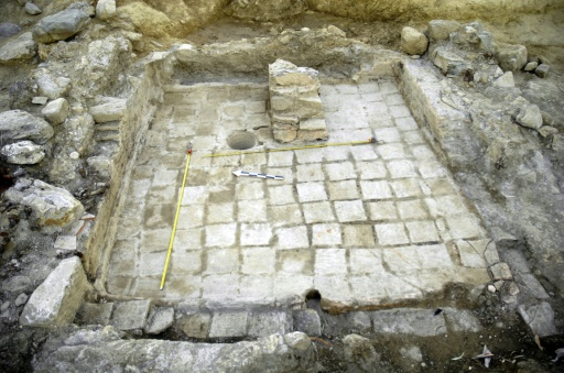 Archaeologists unearth ancient Greek palace near Sparta