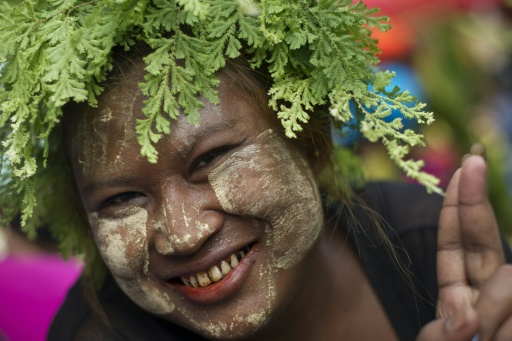 Myanmar spirit festival offers rare space for gay community