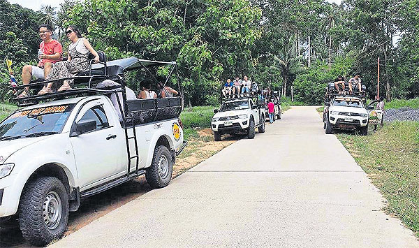 Off-road and out of control | Bangkok Post: news