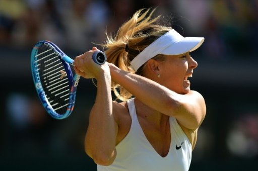 Sharapova says Serena rivals must step up efforts