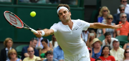 Federer likes Open chances but faces early test