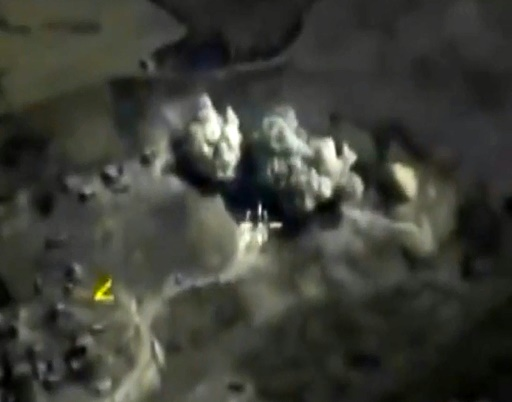 Russia bombs '10 IS targets' as it ramps up Syria campaign