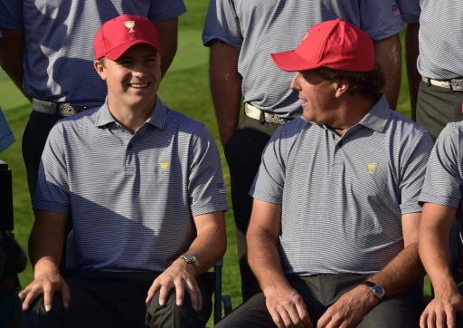 US Presidents Cup captain defends 'intangible' Mickelson pick