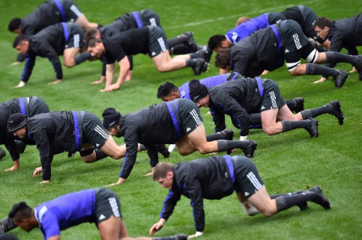 All Blacks mum about path to final