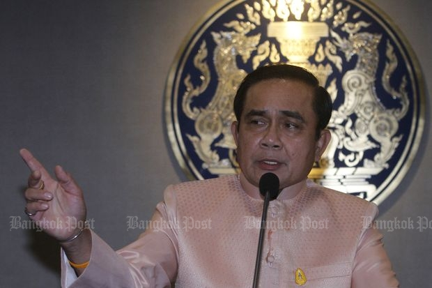 Prayut: No reconciliation for lawbreakers