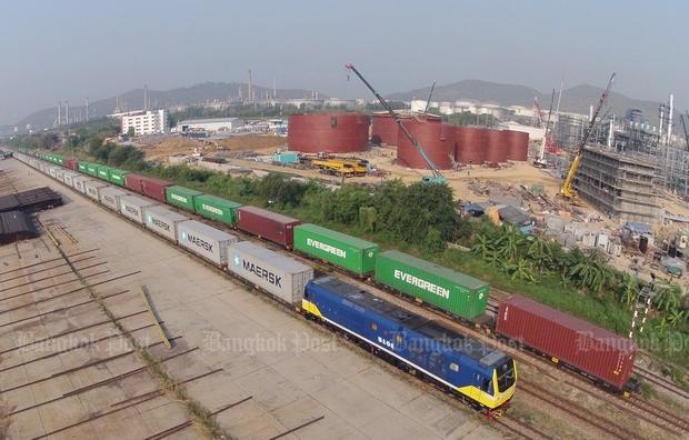 Thailand, China pledge to start rail work this year