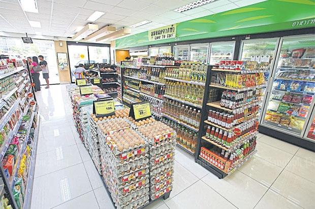 mini supermarket business plan