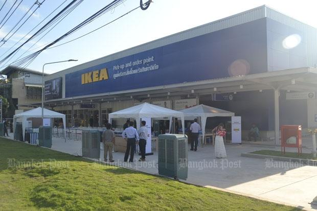 Ikea Opens First Asian Pickup Point In Et