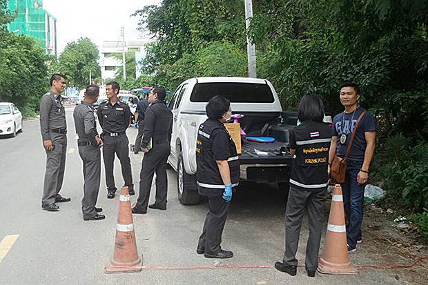 2 arrested for Pattaya kidnap, murder of Aussie Hell's Angel
