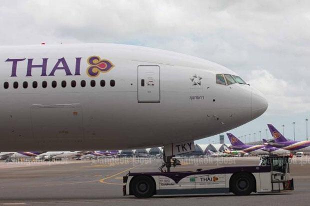 Thai Airways stops cutting routes