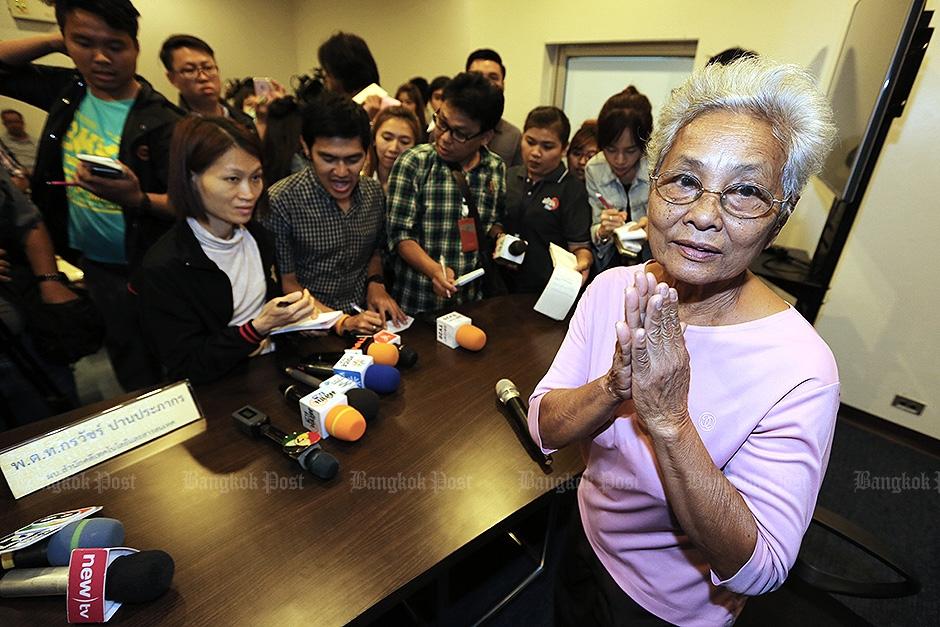 Bangkok post photo for Mercedes benz complaint department