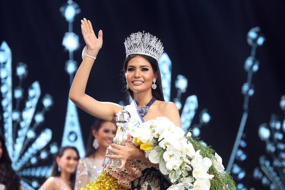 Miss Universe Thailand 2016 winner is...