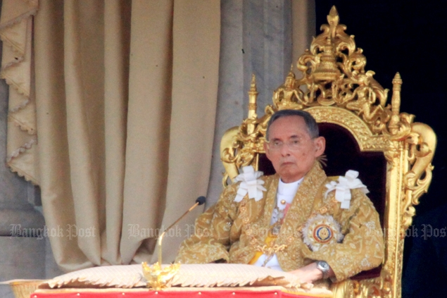 Thailand celebrates King's 85th birthday