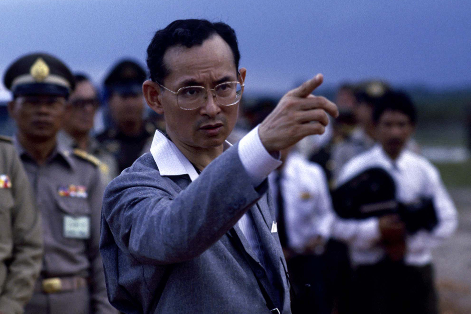 In Remembrance of HM King Bhumibol Adulyadej: The monarch ...
