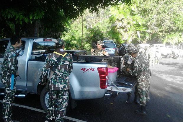 Спасателям удалось найти туристов, заблудившихся в джунглях национального заповедника Кхао Яй