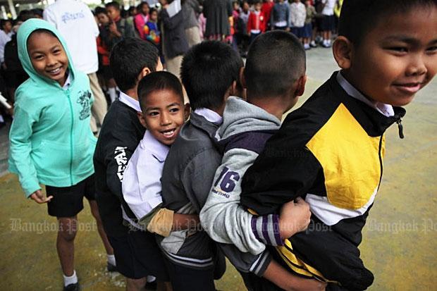 ... temps to drop 3 degrees through Wednesday - Bangkok Post: news