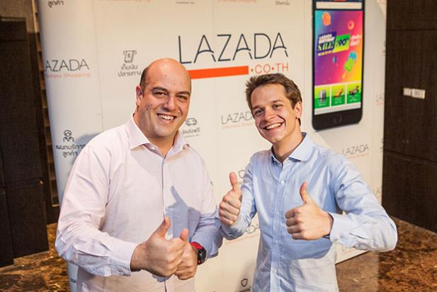 Lazada taps Thailand as hub   Bangkok Post: tech