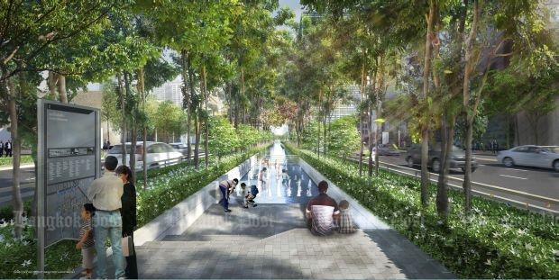 Making Bangkok A Green City Ambitious Plan Bangkok Post
