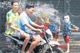 Still Songkran-crazy