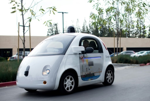 Google autonomous car project teams with FiatChrysler