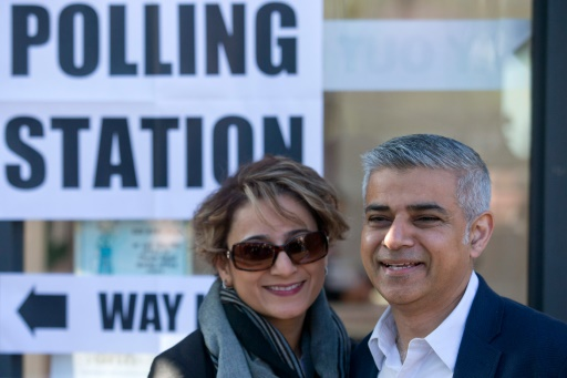Britain awaits results of 'Super Thursday' votes
