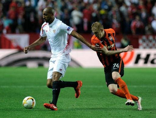 Sevilla down Shakhtar to reach another Europa final