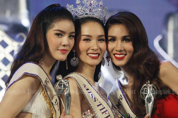 Fashion graduate crowned Miss Tiffany's Universe | Bangkok