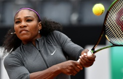 Williams beats Keys to win fourth Italian Open crown | Bangkok Post: news