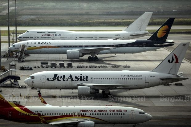Budget airlines set to soar in Southeast Asia's open skies
