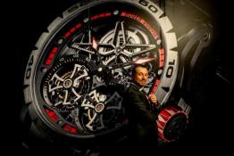 Swiss luxury watch maker expands US presence