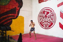 MMA invades Muay Thai turf