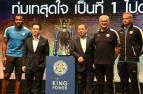 Leicester seek royal blessing on Thai tour