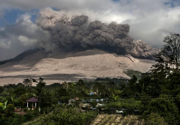 Death Toll Rises as Mount Sinabung in Indonesia Erupts